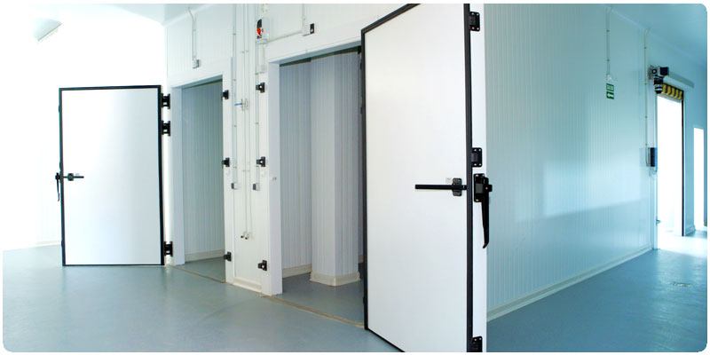 CAREL solutions for cold rooms applications